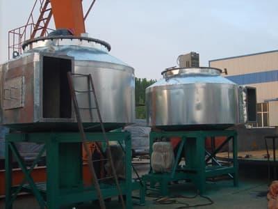 硫酸钡干燥机