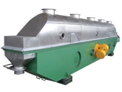 食盐专用热式振动流化床