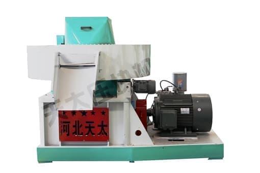 9JY-3500A减速机式秸秆压块机