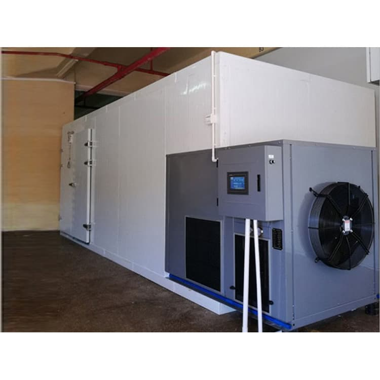 智能空气能热泵烘干设备