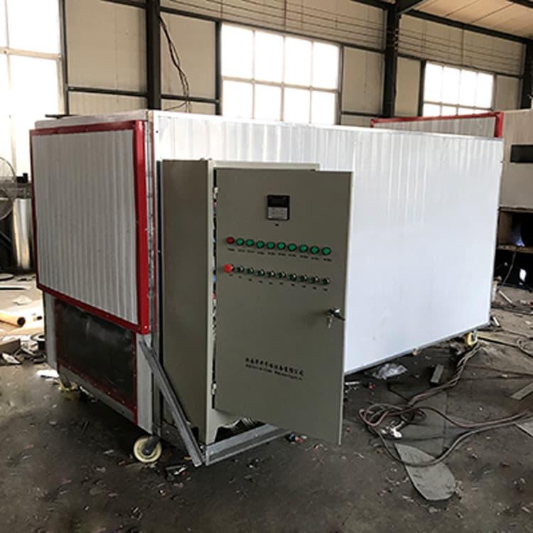 电加热设备农副产品热风炉