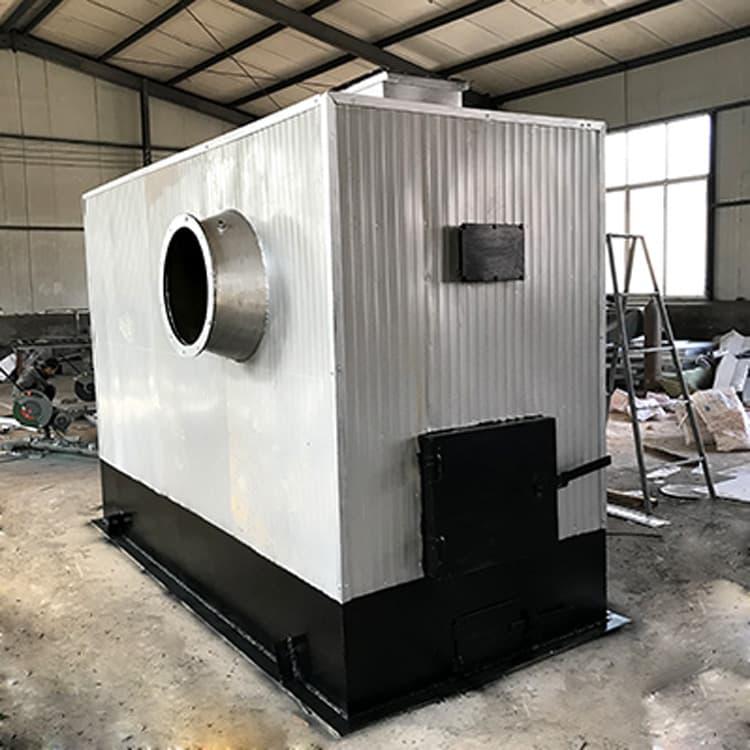 燃柴燃煤热风炉