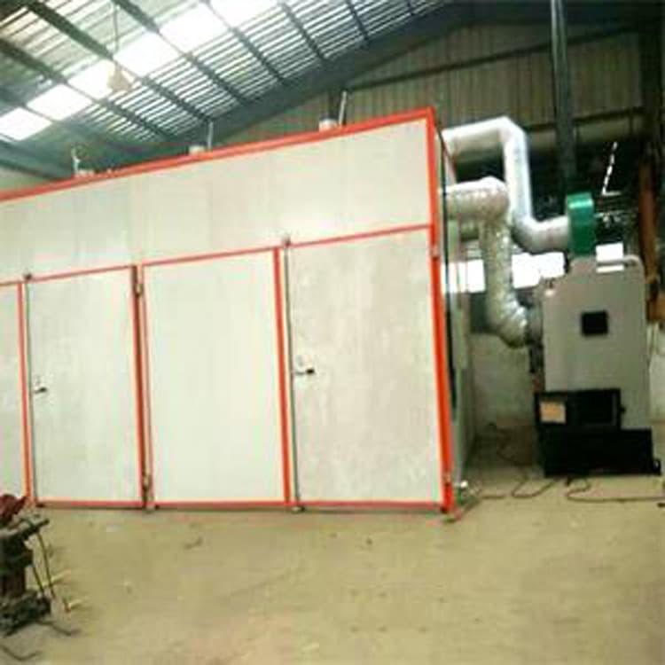 蒸汽热风炉木材烘干设备HZG-215