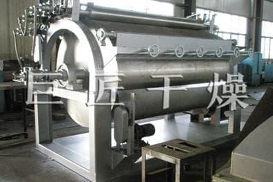 HG系列(单鼓·双鼓)滚筒刮板干燥机