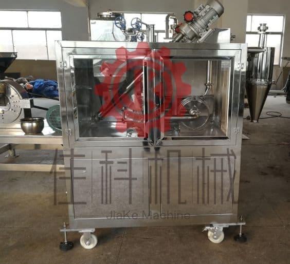 聚乙烯醇液氮磨粉机