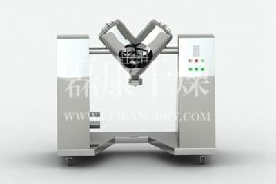 CH-VI型强制式搅拌混合机