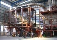 氨基酸盐类喷雾造粒生产线第二代技术