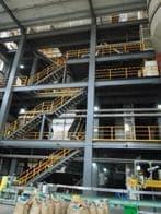 氨基酸盐类喷雾造粒生产线 第四代技术