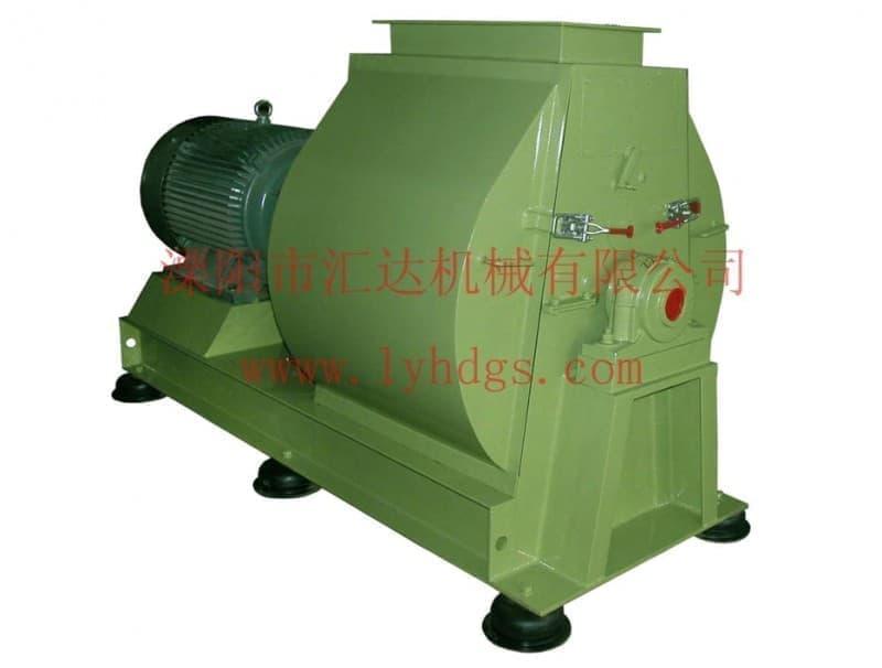 SFSP60X45宽式振筛型粉碎机