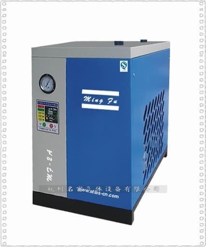 常温风冷型压缩空气干燥机