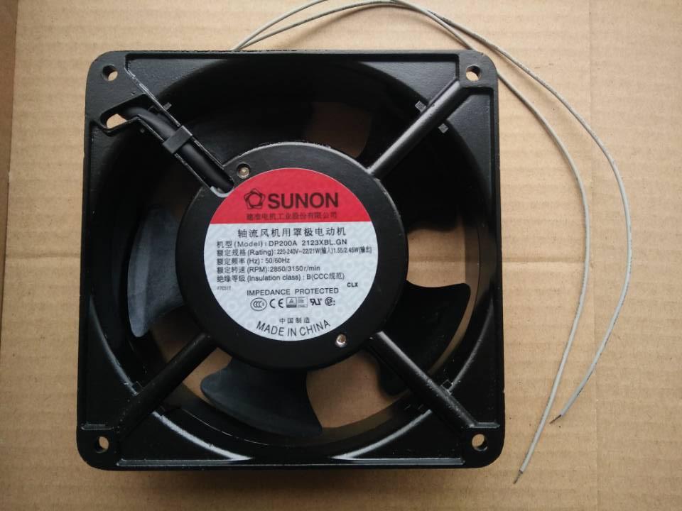 建准风机散热 DP200A 2123XBL.GN