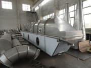 鸡精生产—ZLG振动流化床干燥机