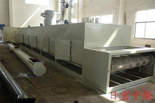 食品网带式干燥机