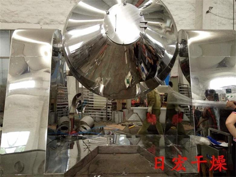 低温真空干燥机、真空干燥机、回转干燥机,双锥真空干燥机