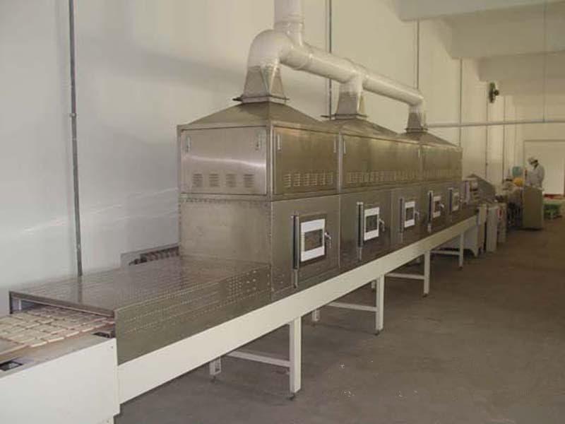 中药材干燥杀菌设备