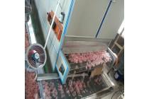 虾片专用网链带式干燥机A虾片专用网链多层带式干燥机