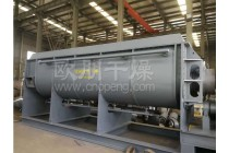 铝制品酸洗氧化污泥处理干燥机