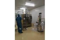 塑料助剂干法制粒机