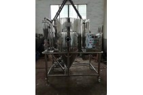 提取液喷雾干燥机 花生衣提取物喷雾干燥机
