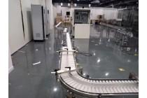 分检线垂直85宽度柔性链板流水线
