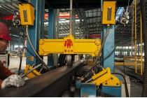 H型钢组焊矫一体机厂家介绍,H型钢材料可用于多种较极端的环境